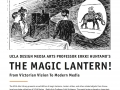 The Magic Lantern! From Victorian Vision to Modern Media (1)