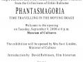 Fantasmagoria. Aikamatka elävään kuvaan / Phantasmagoria (2)